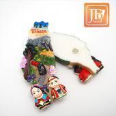 JB Design台灣波麗磁鐵-JB026-阿里山