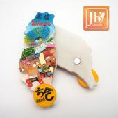 JB Design台灣波麗磁鐵-JB029-高雄六合