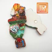 JB Design台灣波麗磁鐵-JB039-十分