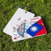 JB Design-票卡鑰匙圈-85_台灣藍版