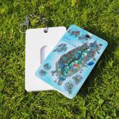 JB Design-票卡鑰匙圈-592_寶島天氣晴