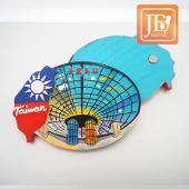 JB Design方波麗磁鐵-JB0133-美麗島站