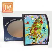 JB Design-文創小夜燈-125-歡樂台灣島